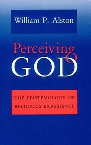 Perceiving God - Cover of the first edition