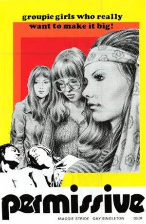 Permissive (film) - Image: Permissive film poster
