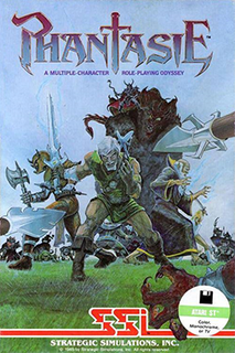 <i>Phantasie</i> (video game)