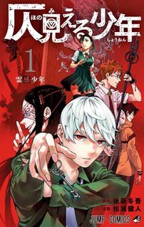 <i>Phantom Seer</i> Japanese manga series
