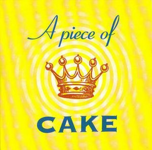 A Piece of Cake album cover