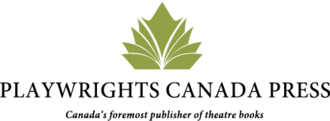 Playwrights Canada Press - Image: Playwrights Canada Press logo