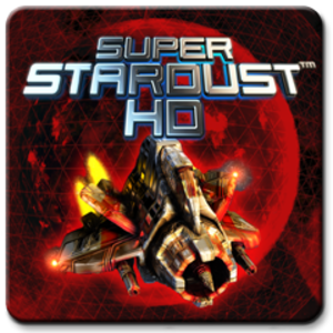 Super Stardust HD - PlayStation Store icon