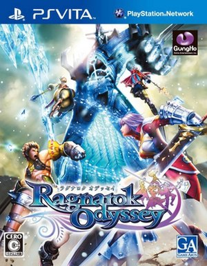 Ragnarok Odyssey - North American edition