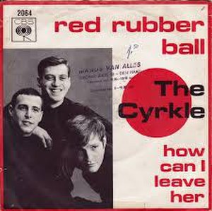 Red Rubber Ball - Image: Red Rubber Ball The Cyrkle