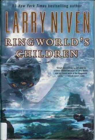 Ringworld's Children - Paperback first edition