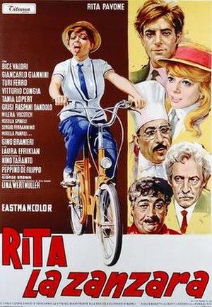 Rita the Mosquito - Image: Rita the Mosquito