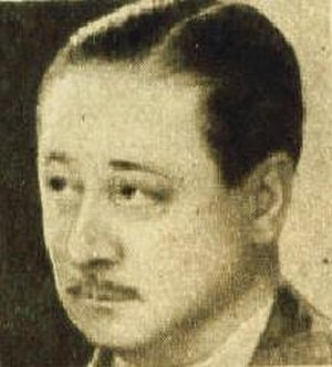Robert Benchley - A younger Robert Benchley