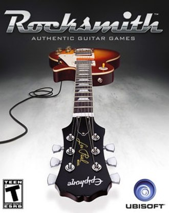 Rocksmith - Image: Rocksmith coverart