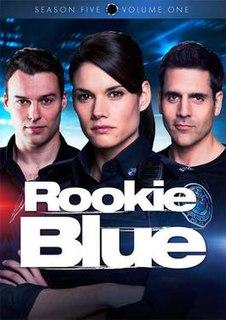 <i>Rookie Blue</i> (season 5)