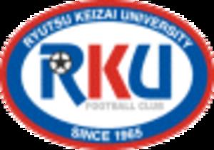 Ryutsu Keizai University FC - Image: Ryutsu Keizai Univlogo