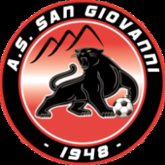 S.S. San Giovanni - Image: SS San Giovanni logo