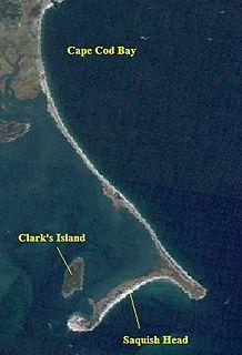 Duxbury Bay (Massachusetts) bay on the coast of Massachusetts