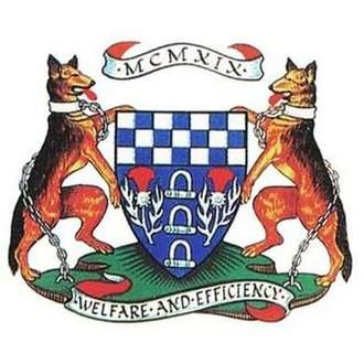 Scottish Police Federation - Image: Scottish Police Federation Coat of Arms