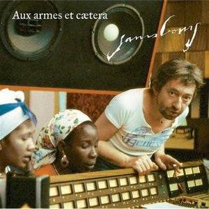 Aux armes et cætera (album) - Image: Serge aux armes