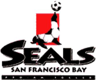 San Francisco Seals (soccer) - Early San Francisco Bay Seals logo
