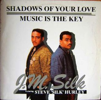 J.M. Silk - Shadows of Your Love (studio acapella)