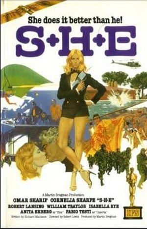 S*H*E - Image: She poster 1979