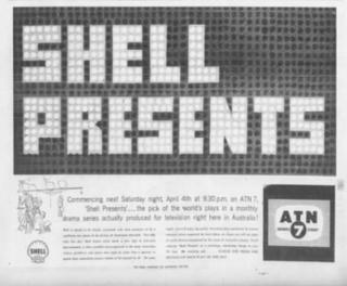 <i>Shell Presents</i> television series