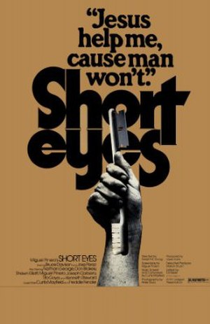 Short Eyes (film) - Original window card
