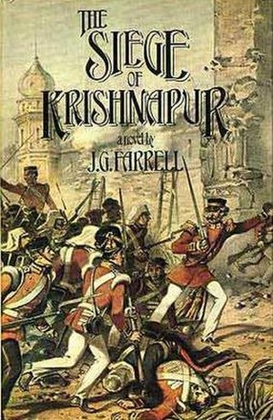 The Siege of Krishnapur - First edition