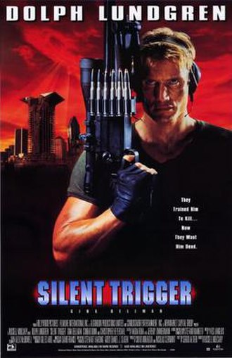 Silent Trigger - Theatrical release poster