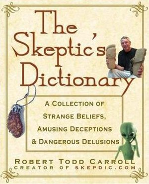 The Skeptic's Dictionary - Image: Skeptic's Dictionary