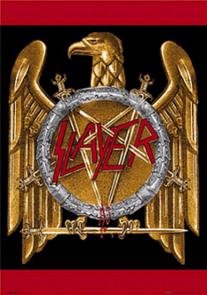 Angel of Death (Slayer song) - Image: Slayer eagle