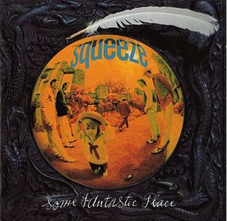 <i>Some Fantastic Place</i> 1993 studio album by Squeeze