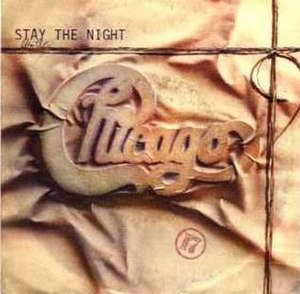 Stay the Night (Chicago song) - Image: Stay the Night cover
