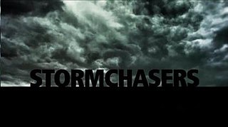 <i>Storm Chasers</i> (TV series) American documentary television series