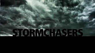 Storm Chasers (TV series) - Season 4 title screen shot of Storm Chasers