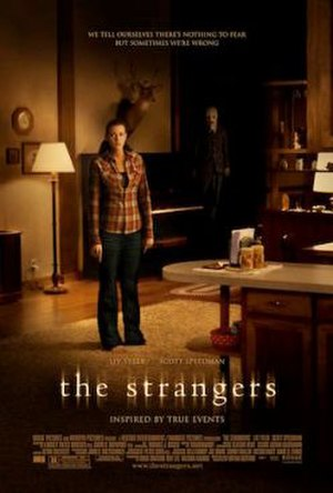 The Strangers (2008 film) - Theatrical release poster