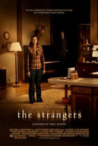 Picture of a movie: The Strangers