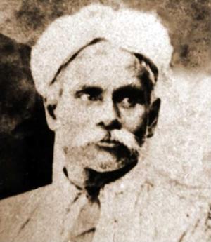 Muhammad Shamsuddeen III - Image: Sultan Shamsuddin III
