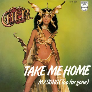 Take Me Home (Cher song) song by Cher