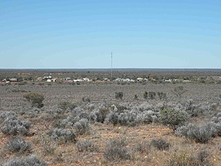 Tarcoola, South Australia Town in South Australia