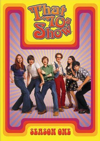 That '70s Show (season 1) - DVD cover