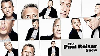 <i>The Paul Reiser Show</i> American comedy television series