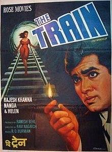 The Train (1970) SL YT w/eng subs - Rajesh Khanna, Nanda, Helen, Madan Puri, Rajendra Nath, Iftekhar, Randhir, Sunder, Chaman Puri, Shetty, Mumtaz
