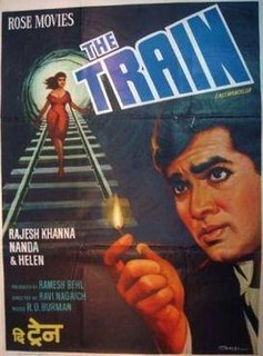 <i>The Train</i> (1970 film) 1970 film by Ravikant Nagaich.