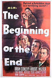 <i>The Beginning or the End</i> 1947 film by Norman Taurog