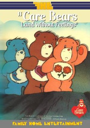 The Care Bears in the Land Without Feelings - Image: The Care Bears in the Land Without Feelings DVD cover