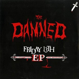 Friday 13th (EP) - Image: The Damned Friday 13th EP