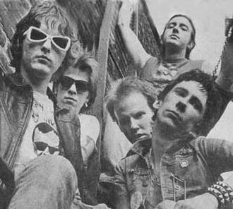 The Dead Boys - The Dead Boys in 1976