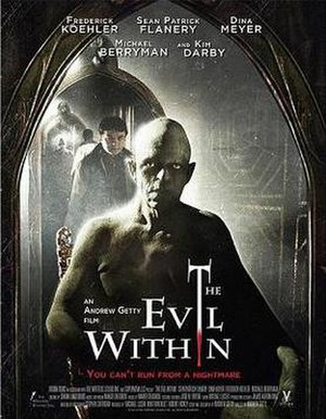 The Evil Within (2017 film) - Theatrical release poster