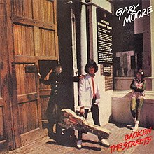 The Gary Moore Band Back On The Streets Album.jpg