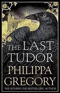 <i>The Last Tudor</i> novel by Philippa Gregory