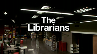 The Librarians (2007 TV series) - The Librarians title card