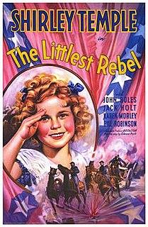 <i>The Littlest Rebel</i> 1935 film by David Butler